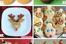 Christmas recipes/decorating ideas to try!
