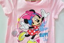 Bluzki dziecięce Myszka Minnie / http://onlinehurt.pl/?do_search=true&search_query=myszka+minnie
