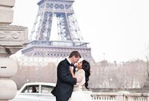 One day I will plan a wedding in Paris!