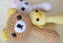 Hochets crochet
