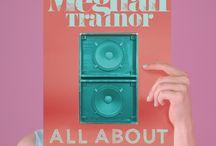 <3 Discos: Meghan Trainor <3 / Este tablero lo he creado para tener todos los discos de Meghan Trainor :).
