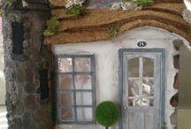 Dollhouse-Cottage