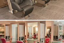 salon decor / by Janena Marsh