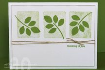 Stampin' Up! beginner projects
