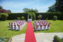 Summer Weddings at Rosslea Hall Hotel / Stunning summer weddings at Rosslea Hall Hotel