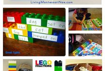 Learning with Legos / by AFHE Homeschool