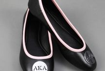 AKA20Pearls Footwear / AKA20Pearls now provides fashion pink and green products to keep you stepping in style!