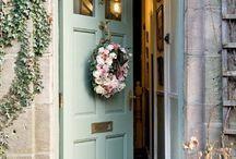 Doors / Dører og innganger
