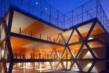 urbanistic architecture