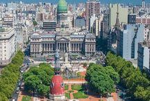 Travel - Buenos Aires & Rio de Janeiro / by Sandy Sokoloski