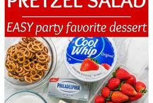 Jelly Recipes / Easy to follow recipes for fun desserts, cakes and salads made from jello. You will be amazed at the wonderful things you can create with a box of jello.