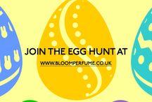 Bloom Perfumery Offers / perfume sales, prize draws, quizzes, discounts tc.