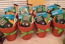 Plants Vs Zombies Birthday Party