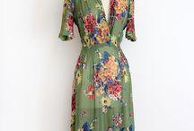 1930s elbise