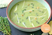 gezonde makkelijke soepen