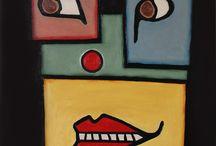Peintures Bruno Vignali