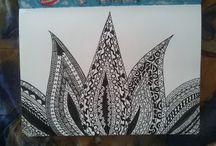 Baw CraftWorx: Zentangles