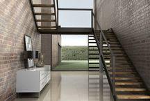 tiles stairway