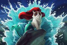Favorite Artist: Eric Proctor (TsaoShin) - Grumpy Disney / http://tsaoshin.deviantart.com/