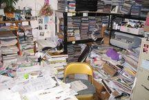 Disorganisation at it's best!