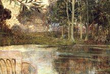 Artisti XIX-XX secolo in Toscana e Viareggio in particolare / Pittura '800-'900 a VIAREGGIO