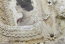 Retratos artesanales shabby
