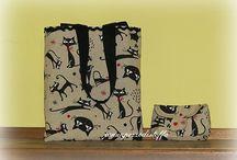 Borse e pochettes Conunpezzodistoffa ... / Borse, pochettes Bags, clutches and pouces