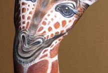 Face and body painting ideas