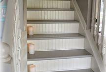 Decoración escalera