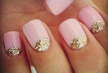 maquillajes para vestido rosa palo