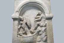 Ancient Funerary Stele / by Ilhan Guceren