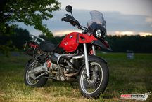 Mods to BMW R1100GS