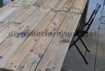 Tisch DIY Selberbauen