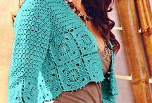 camperas crochet