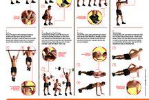 Marine workout