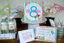 Bird theme ideas for classroom, craft, party (clipart, printable) / Bird theme ideas for classroom, craft, party (clipart, printable)
