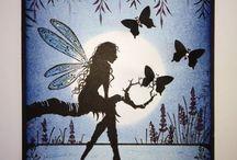 Cards - Fairies