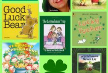 Celebrate St. Patrick's Day / Books and ideas for St. Patrick's Day