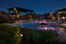 Landscape Lighting| Katy, TX / Low Voltage Landscape Lighting Systems in the Katy TX area