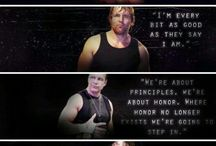 Jon moxley / He was perfect and still is✌
