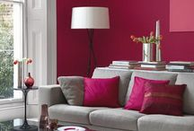 Red - be inspired by red as an interior design colour