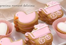 Baby Shower / by Eleni's Cookies