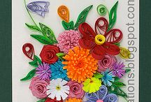 Quilling / Quilling inspirations