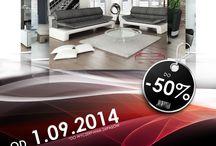 WIELKA WYPRZEDAŻ 2014 / STARTUJEMY 1.09.2014 !!!