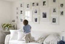 Photo Wall Ideas and Frames