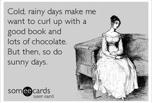 It's raining lets read