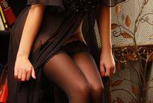 Stuff / Beautiful, elegant, stunningly sexy women in nylon.