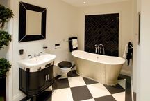 Period Style Bathrooms / A classic range of period style bathrooms for your inspiration.