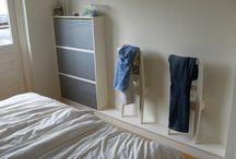 Maison (chambre, dressing)