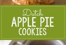 Apfelkuchen und andere Leckereien